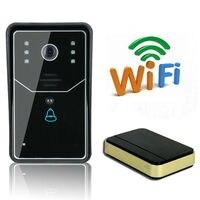 YobangSecurityไร้สายWifiสมาร์ทวิดีโอออด720จุดP2P Wireless WIFIวิดีโอประตูโทรศัพท์ภาพอินเตอร์คอมที่มี