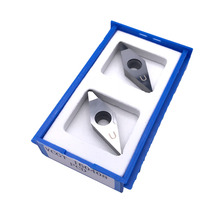 1pc VCGT160408 VCMT160408 PCD CBN CNC Diamond Inserts Lathe Cutter Blade Turning