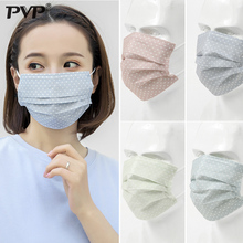10pcs/Non Woven Disposable Face Mask 3 Layer Medical dental Earloop Activated Carbon Anti-Dust Face Printed  mouth mask health cofoe non woven disposable surgical face mask medical chemical protective mouth cover anti dust anti smog ear loop mouth mask