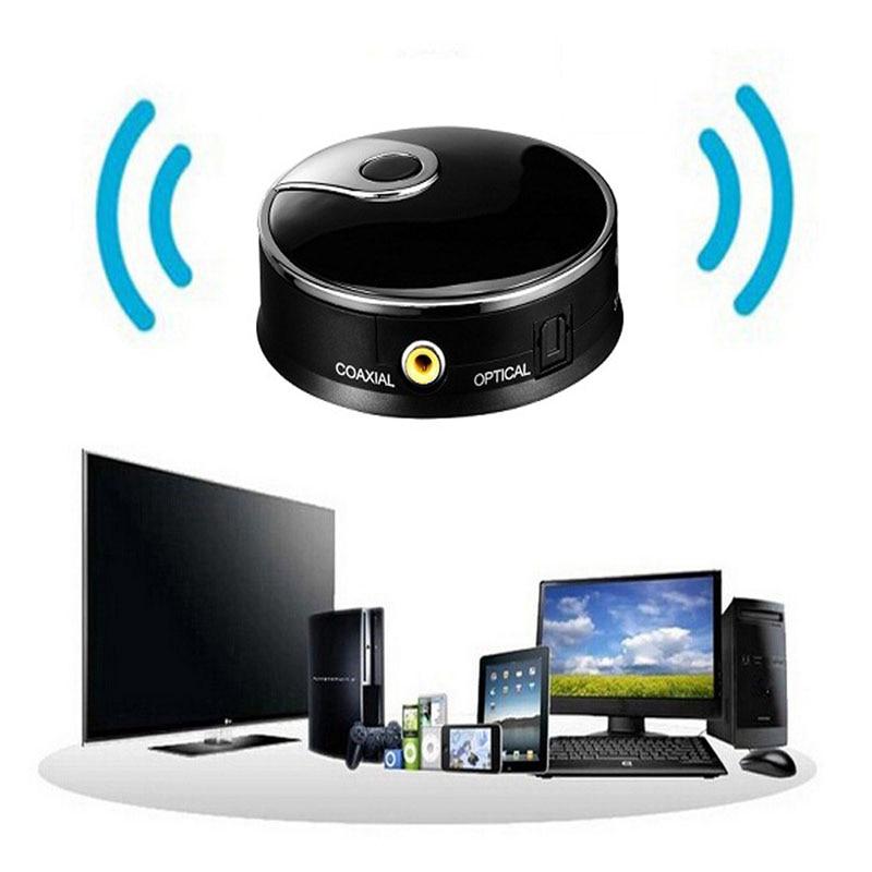 Adaptateur Audio sans fil à Fiber optique numérique à double flux