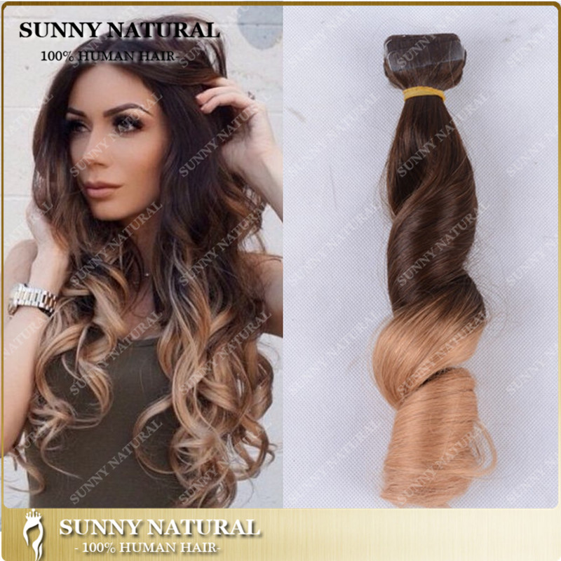 New Arrival Brazilian Ombre Tape Hair Extension 40pcs100g Straight