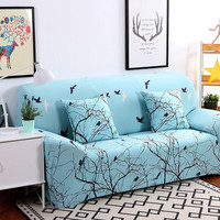 Children Cartoon Stretch Furniture Sofa Covers For Kids Living Room Elastic Converts Cover Pattern 1 2