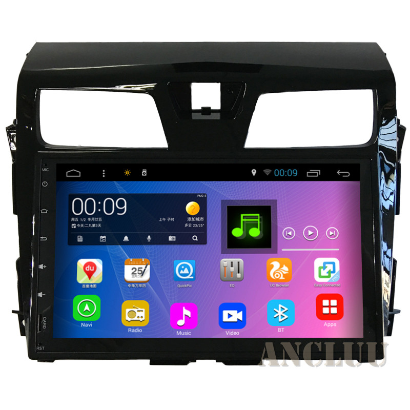10.1 inch Android 4.4 <font><b>Car</b></font> dvd For Nissan TEANA Altima Maxima 2013 2014 2015 GPS headunit <font><b>Car</b></font> radio navigation with wifi 3g