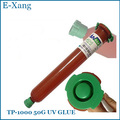 Free Shipping tp-1000 UV Glue LOCA Liquid Optical Clear Adhesive for iPhone Samsung HTC Glass Repair