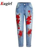 Women S Winter Skinny Jeans Female Denim Pants Casual Trousers Thick Warm Slim Pencil Pants Velvet