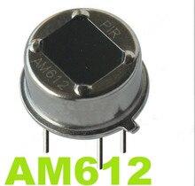 10 pces 20 pces bm612 em vez am612 to 3 sensor infravermelho piroelétrico inteligente digital