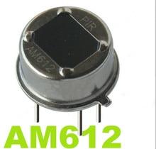 Sensor infrarrojo piroeléctrico Digital inteligente, 10 Uds., 20 piezas Uds., BM612 en su lugar, AM612 TO 3