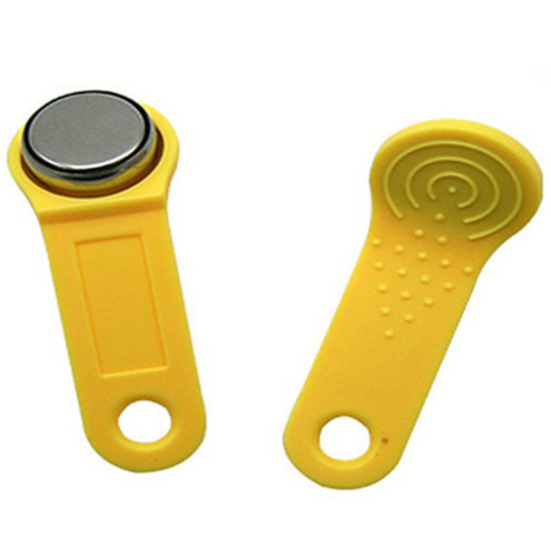 Back To Search Resultssecurity & Protection Yongkaida 100 Pcs Good Quality Factory Price Rw1990 Ibutton With Holder Refreshing And Beneficial To The Eyes