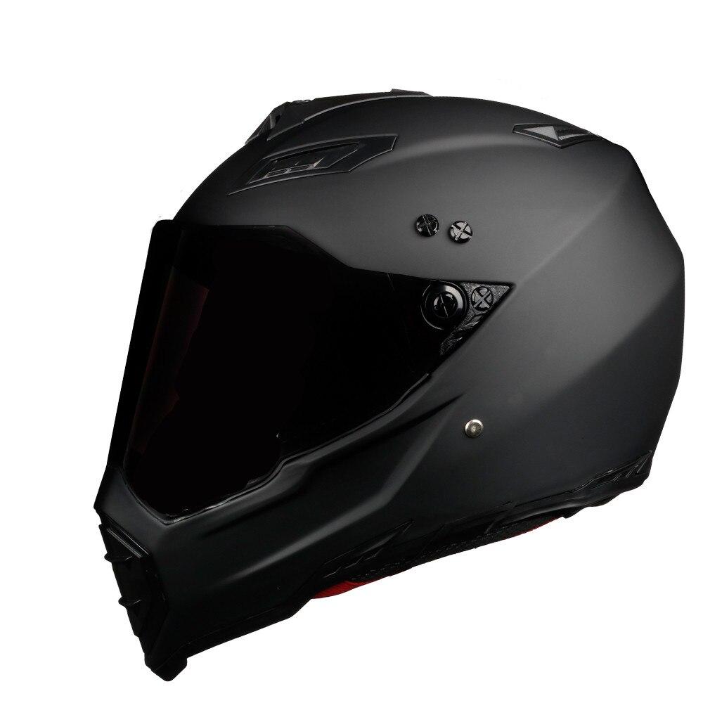 New Arrival Downhill Motocross Helmet Off Road Extreme Motorcycle Helmets Moto Casco Bike Casque With Sun Brim S M L XL XXL