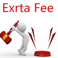 Extra fee (how much you need to pay,how many pcs you buy) Thanks image