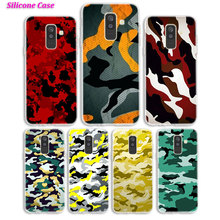 Silicone Phone Case Color Trend Camouflage for Samsung Galaxy A8S A6S A9 A8 Star A7 A6 A5 A3 Plus 2018 2017 2016 Cover silicone phone case army camo camouflage for samsung galaxy a8s a6s a9 a8 star a7 a6 a5 a3 plus 2018 2017 2016 cover