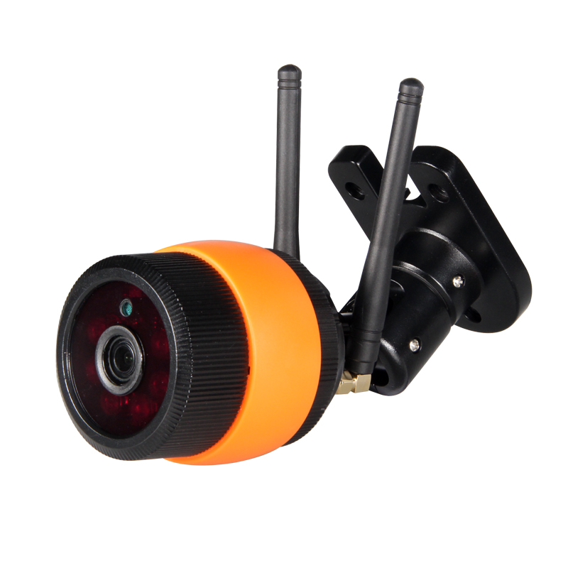 imágenes para INQMEGA 2016 Nuevo Wireless Bala Al Aire Libre Cámara IP WIFI Impermeable de Vigilancia de Seguridad CCTV ONVIF con Ranura Para Tarjeta TF Externa