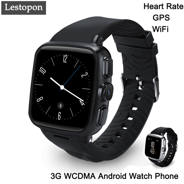 Lestopon smart watch android 5.1 mtk6572 4 г поддержка sim-карты gps wifi bluetooth mp4 smartwatch для huawei watch носимых устройств