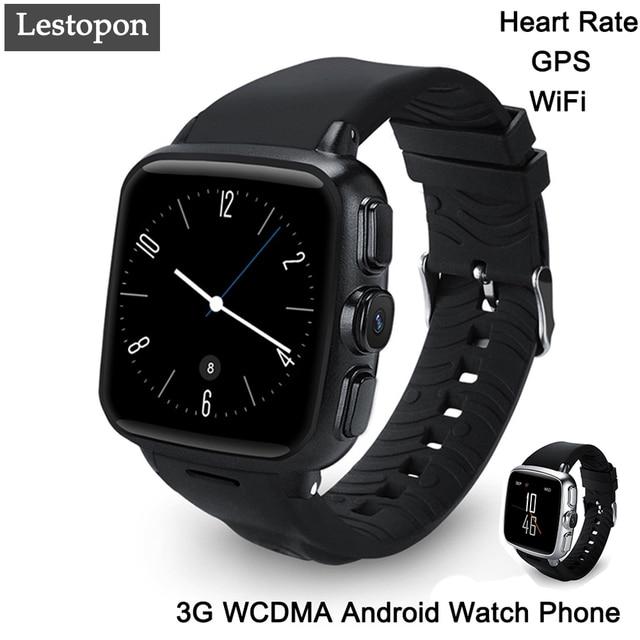 Lestopon smart watch android 5.1 mtk6572 4 г поддержка sim-карты gps wifi bluetooth mp4 smartwatch для huawei watch носимых устройств