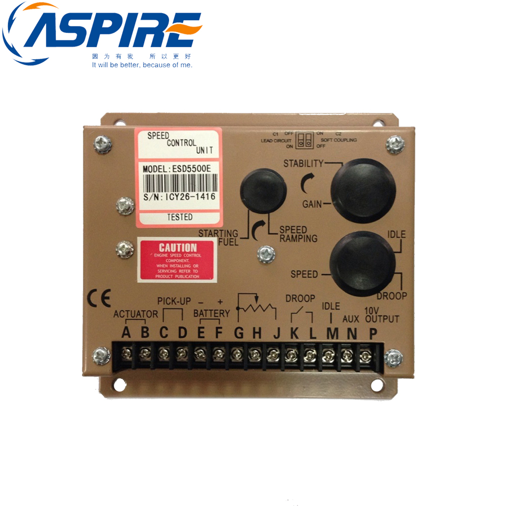 Diesel Engine Speed governor ESD5500E SPEED controller 5500E