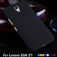 Luxury Ultrathin Frosted Matte Plastic Hard Cell Phone Case Cover For Lenovo Zuk Z1 Case Cover Shell Back Cover With Gift
