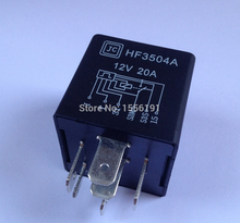 HF3504 Intermittent wiper relay Automobile 6Pin 12V Relay NO 19 Accessories for Volkswagen