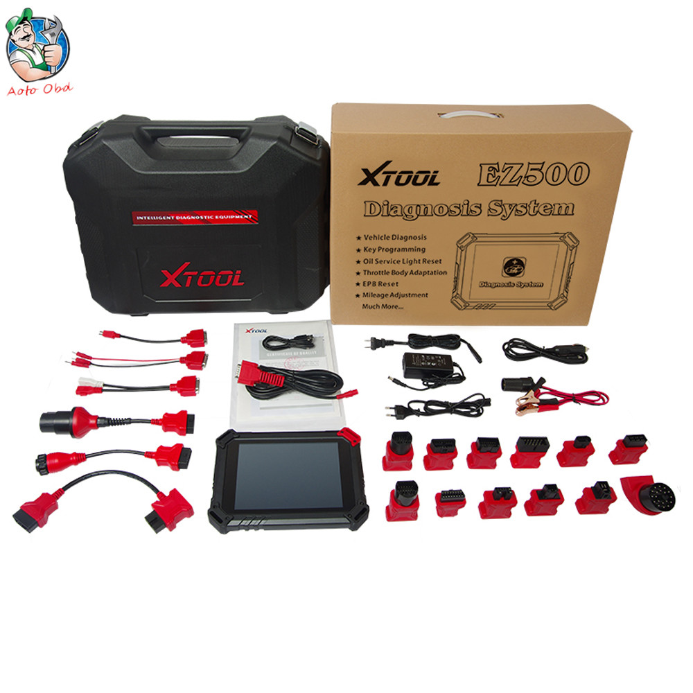 XTOOL EZ400 Diagnostic tool Xtool EZ400 same as PS90 XTOOL PS90 Auto diagnostic tool With Special Function