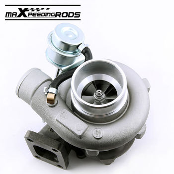 for Nissan Skyline RB20 RB25 RB20DET RB25DET Turbo Turbocharger Water Cool A/R.5 A/R.63 2 Max 21.75PSI Weight Balanced Turbine nissan skyline rb25 turbo