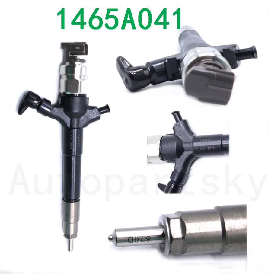 1465A041 095000 5600 0950005600 Rail Diesel Injector Pickup For Mitsubishi 4D56 L200 TRITON with Good Quality