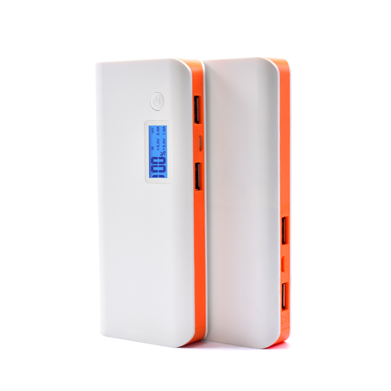 Micro USB Kabel Fahrrad Ansmann Powerbank 20.8 mobiler Zusatzakku,inkl