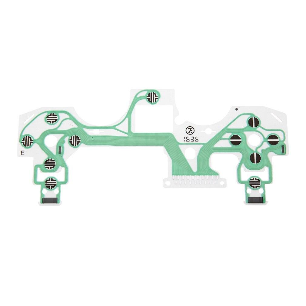 2019 úLtimo DiseñO Conductor Película Controlador Cable Flex Del Teclado Pcb Jds-040 Slim Placa De Circuito De Botones Para Sony Ps4 En Venta