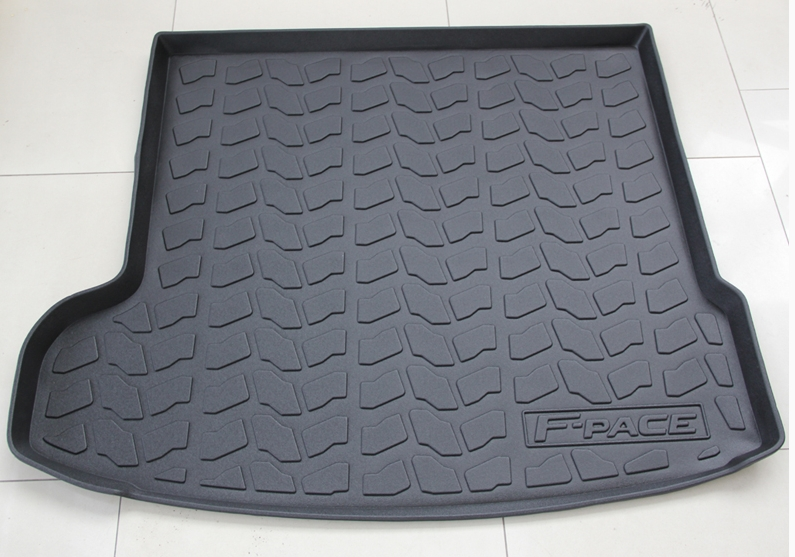 Best Quality Special Trunk Mats For Jaguar F Pace 2016