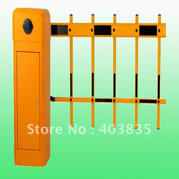 Traffic barrier gate for vehicle access control and parking system  High quality machinery swing gate barrier mechanism for pedestrian access control