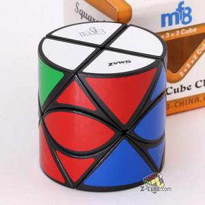 Image 5 - Magic Cube puzzle mf8 SmaZ 8 Axis Cylindrical Cylinder Dino2x2 SmaZ 8 Axis cube Dino truncate cube halve Curvy Copter Butterfly