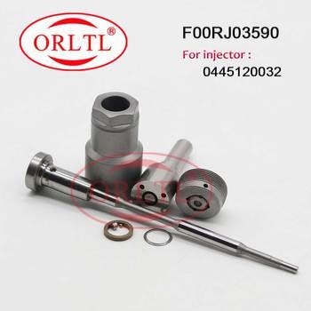 Assembling Injector Disassembling Repair Kit DSLA124P1309 (0433175390) Valve F00RJ00339 For 0445120032 3964273 3968158 3972887