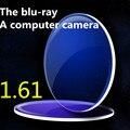 1.61 lente Profesional anti-lentes azules, lentes de computadora, la radiación UV fatiga lente asférica miopía lentes ultradelgadas 2