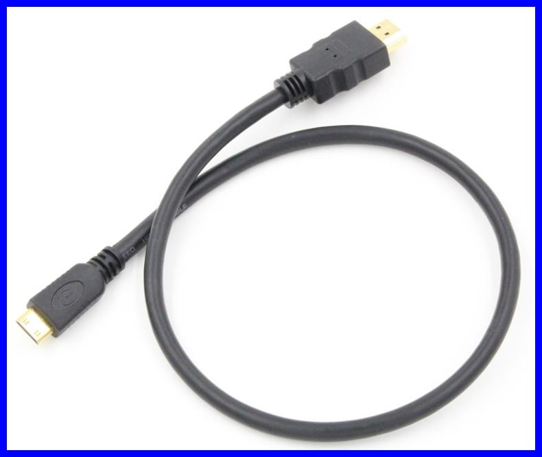 MINI HDMI TO HDMI CABLE FOR Anasonic HDC-SD20 P HDC-HS250 P HC-V700/M HDC-DX1/P/C HDC-SDX1 K HDC-TM55/P/C_RP-CDHM15