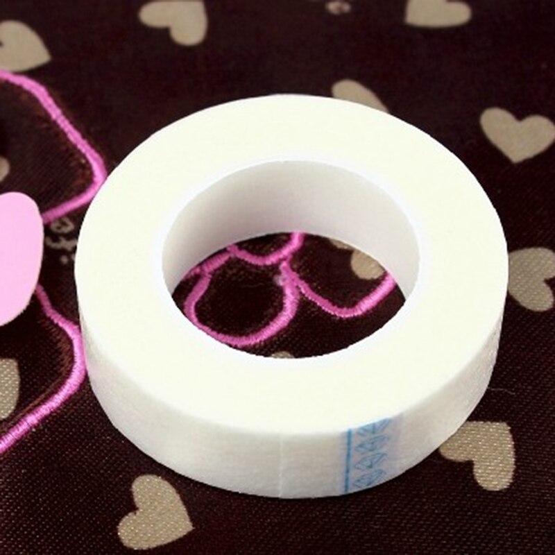50PCS/SET Silk Eye Pad Eyelash Extension under Patch Makeup Tool Individual False Eyelash Non-woven Lsolated Tool Wrap Tape