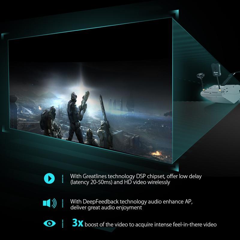 HTB1SEdsdx1YBuNjy1zcq6zNcXXaD - EachineEV900 1920 * 1080 HD 5.8G 40CH HDMI AR VR FPVゴーグル5インチディスプレイ内蔵2400mAhバッテリー S81270784