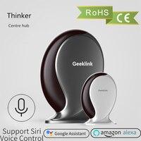 Geeklink Thinker Smart Home WiFi+IR+RF+4G Remote Control APP Siri Voice Controller work for Alexa Google Home Automation Center
