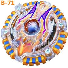 Spinning Top  Burst  Starter Xeno Excalibur.M.I Starter  I.W Spinning Top  (Not Include Box and Launcher) spinning top burst b 104 starter winning valkyrie 12 vl toys attack pack for children burst