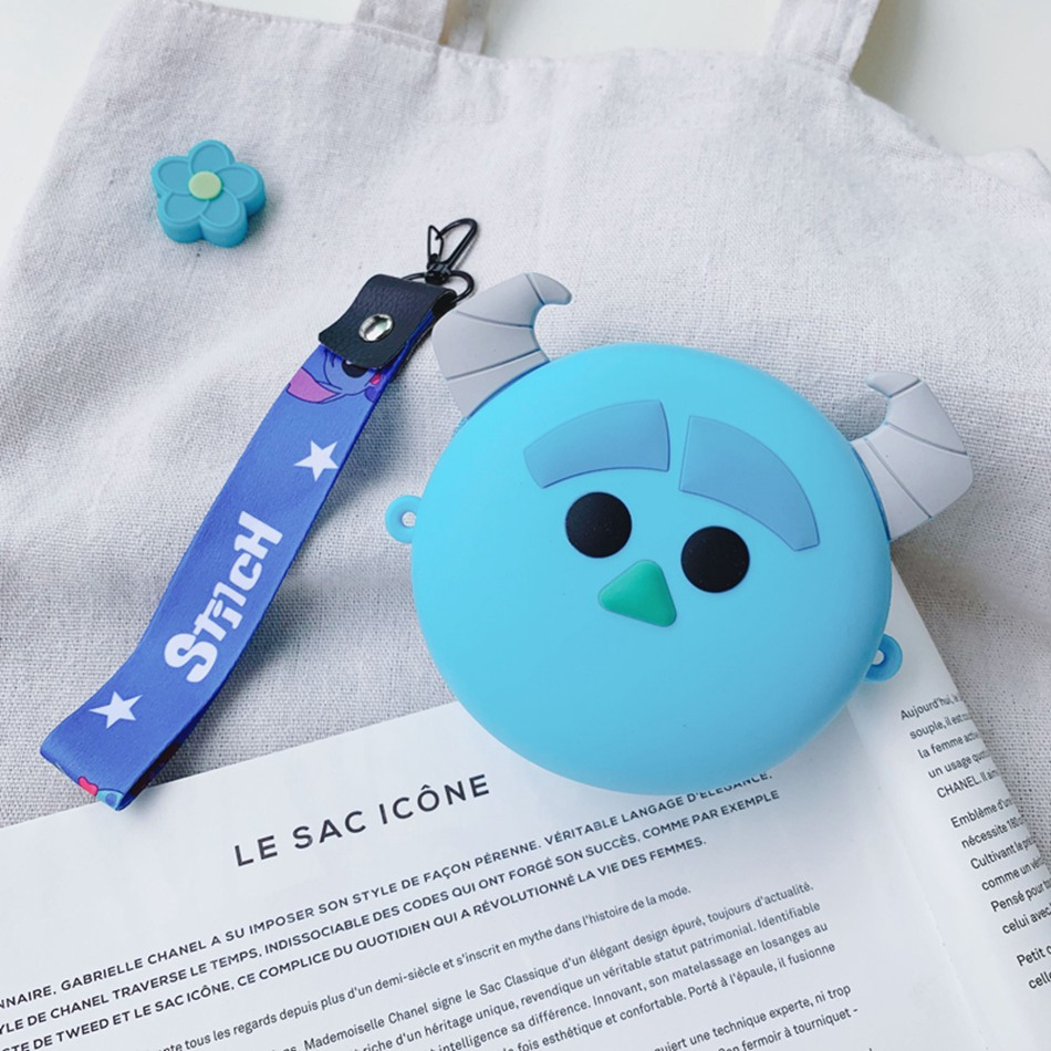 Silicone 3D Cartoon Case for Airpods Pro 60