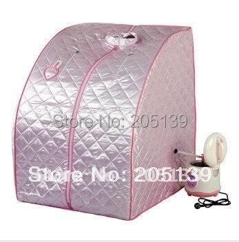 pink portable sauna tent portable SAUNA BOX mini sauna steam sauna steam generator cayha DDSS-  sc 1 st  AliExpress.com & pink portable sauna tent portable SAUNA BOX mini sauna steam sauna ...