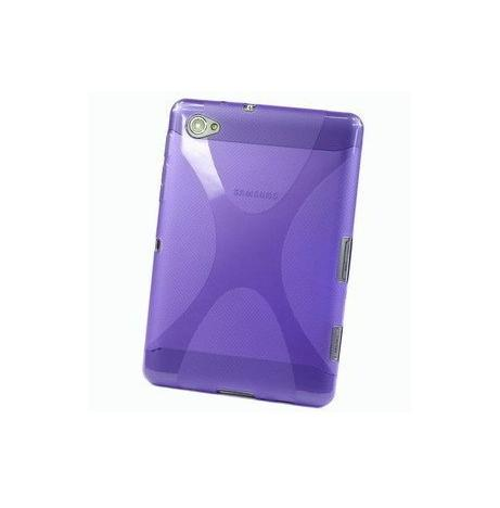 Soft TPU Gel Case For Samsung Galaxy Tab 7.7 P6800 Clear Crystal Skin Cover X-Line