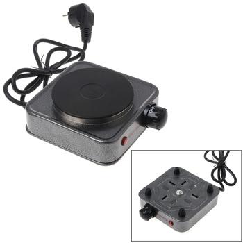 Mini kuchenka elektryczna płytka grzewcza do kawy 500W wielofunkcyjny zestaw agd tanie i dobre opinie MEXI STAINLESS STEEL 8QQ100298 Cewki płyta grzejna 230V Blat
