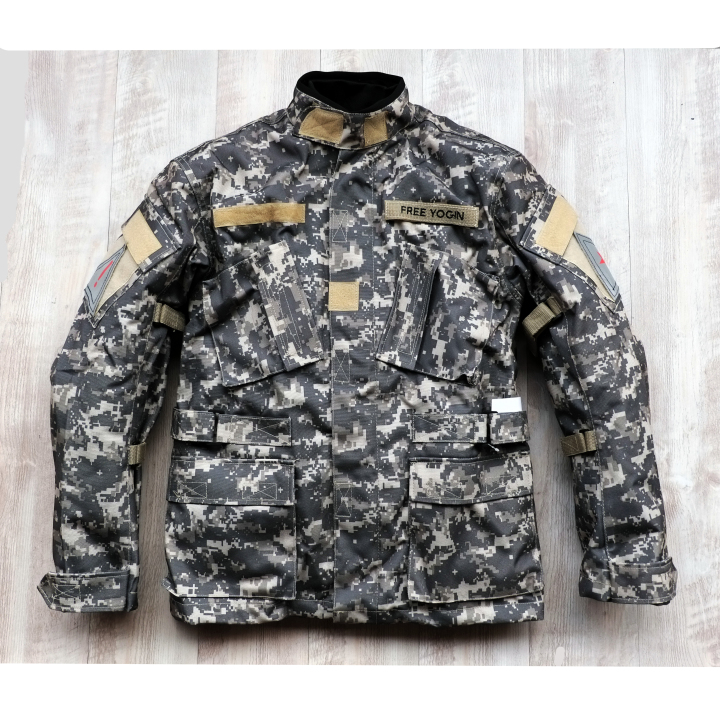 Hiver chaud imperméable veste de moto Cruiser longue distance équitation protection veste hommes Oxford tissu moto vêtements