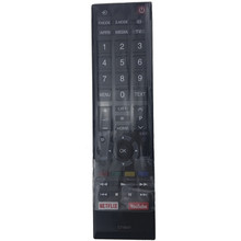 New remote control suitable for toshiba LCD LED Smart TV CT-