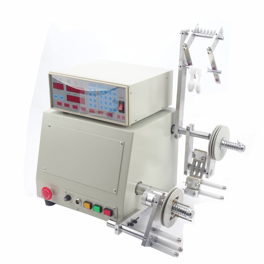 110 V/220 V CNC Automatische Drahtwickelmaschine CNC ...