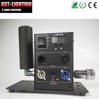 Mini co2 jet machine dmx fog machine disco smoke machine