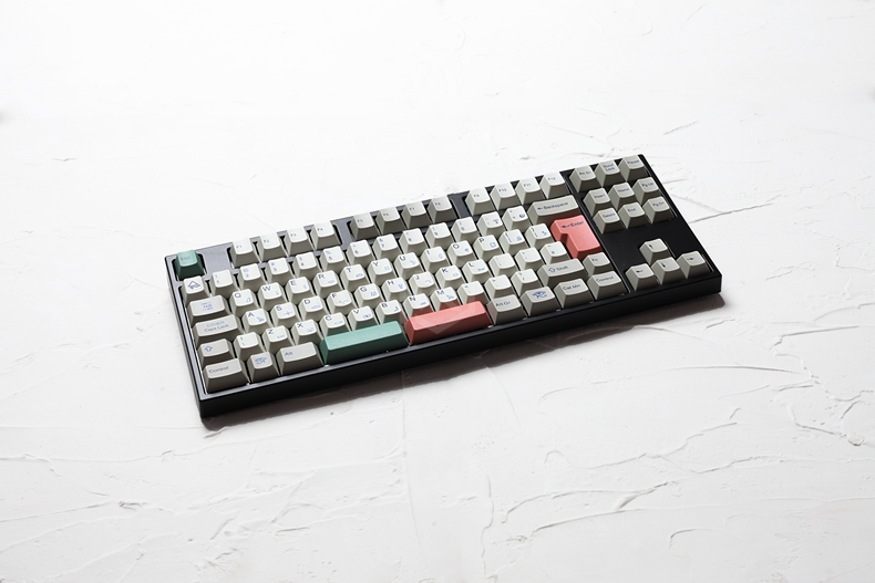 Image 4 - xd87 XD87 XD80 Custom Mechanical Keyboard Kit 80% Supports TKG TOOLS Support Underglow RGB PCB programmed gh80 kle type cKeyboards   - AliExpress