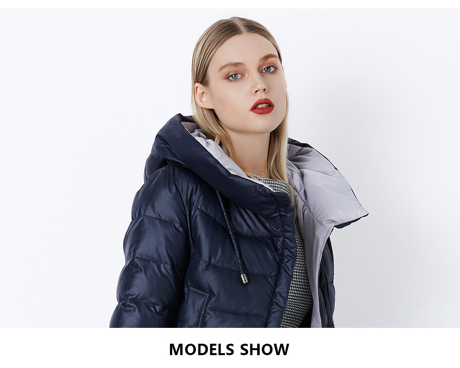 MIEGOFCE 19 Coat Jacket Winter Women's Hooded Warm Parkas Bio Fluff Parka Coat Hight Quality Female New Winter Collection Hot 6