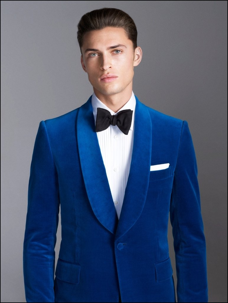 Royal Blue Velvet Shawl Lapel Formal Custom Groom Wedding Suits For Men Slim Fit 2 Pieces Terno Latest Coat Pant Designs 2017 In From S Clothing