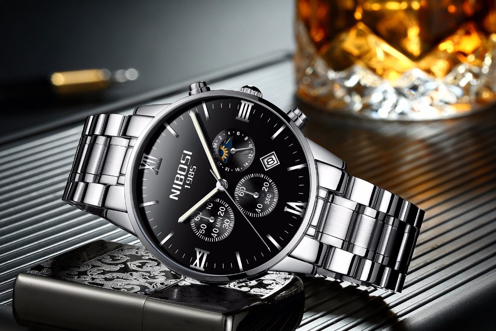 HTB1SEiRc4PI8KJjSspfq6ACFXXar - NIBOSI Black Metal Luxury Top Brand Men's Military Quartz Watch-NIBOSI Black Metal Luxury Top Brand Men's Military Quartz Watch