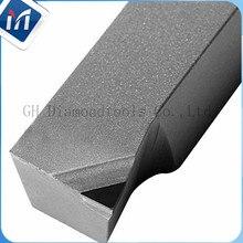 Diamond CNC metal lathe tools,PCD External Turning Tool 12mmX12mmX150mm pcd turning tool lathe tools cnc tools turning cutters for lathe model tnga160408