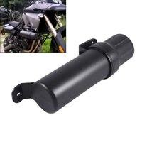Motorcycle Motorbike Waterproof Universal Tool Tube Storage Box Gloves Raincoat Tool Kit